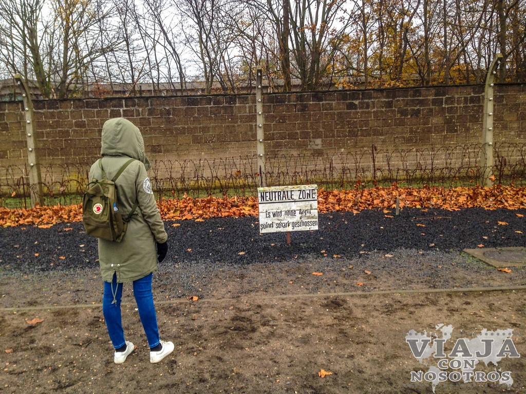 Visitar campos de concentración de Alemania