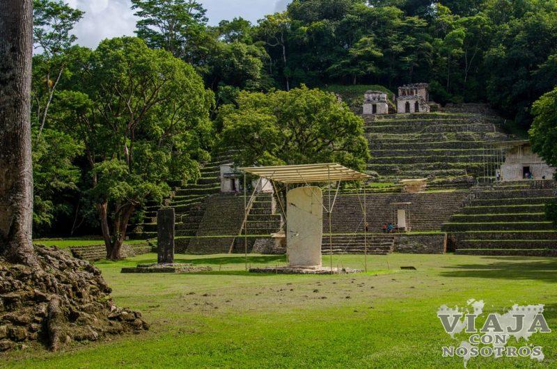Que ruinas Mayas son mejores en México