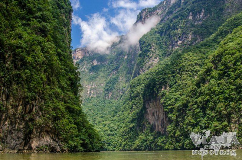 Tour del Cañón del Sumidero