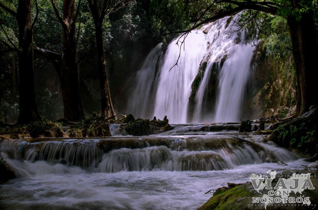 Cascadas El Chiflón en San Cristóbal de Las Casas