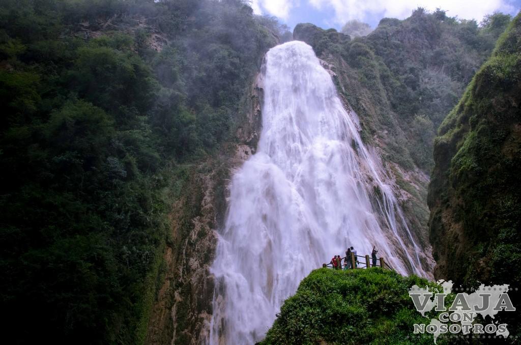 Las mejores imágenes de las Cascadas del Chiflón