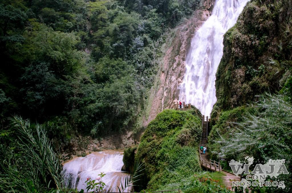 Cuanto cuesta un tour a las Cascadas del Chiflón