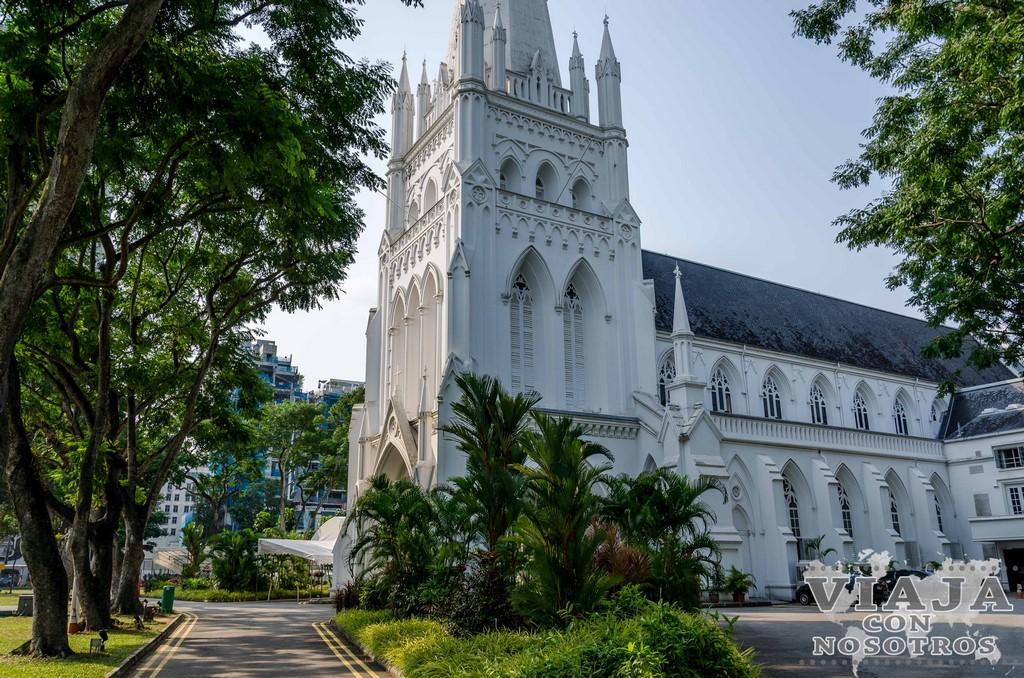 Catedral de San Andrés de Singapur