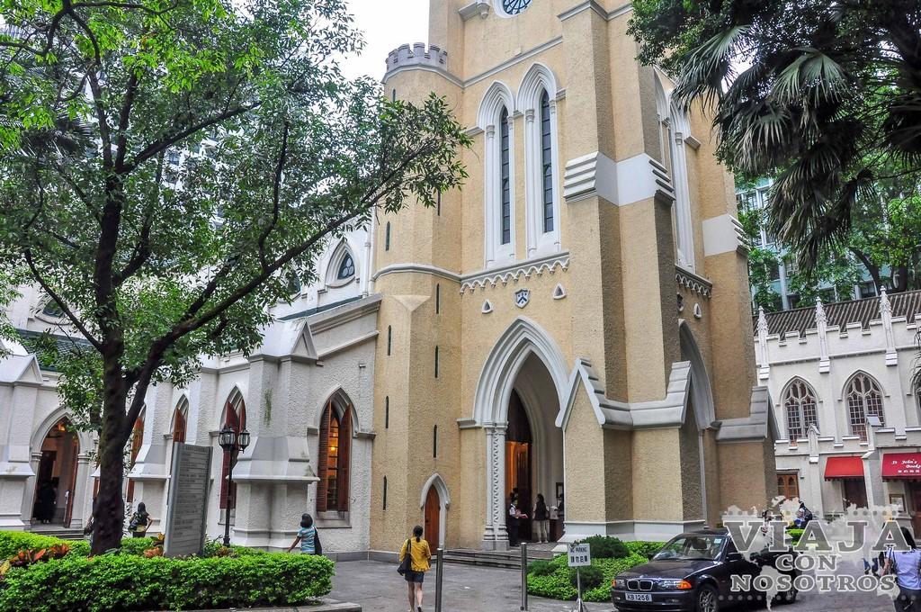 Catedral de St John de Hong Kong