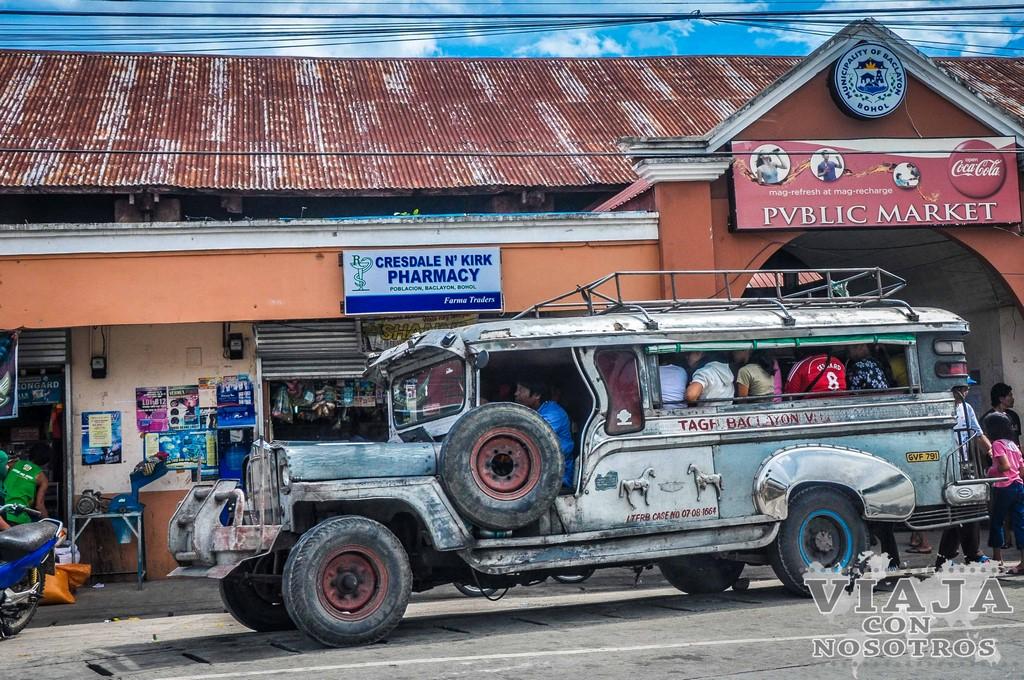 Como ir de Cebú a Malapascua en transporte público