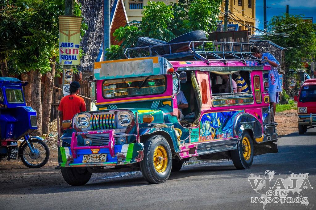 Lugares que debes visitar si viajas a Filipinas