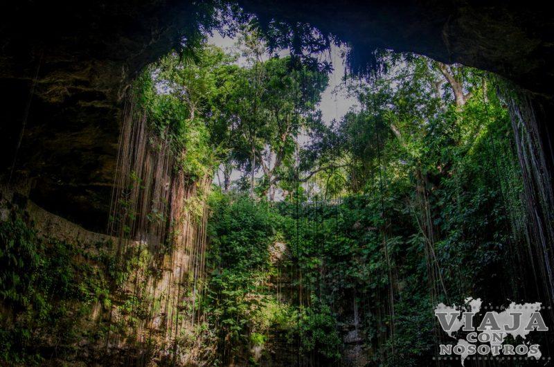Como visitar el cenote Il Kill por libre