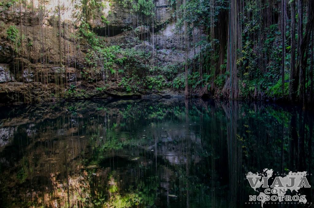 Consejos para ver el Cenote Il Kill