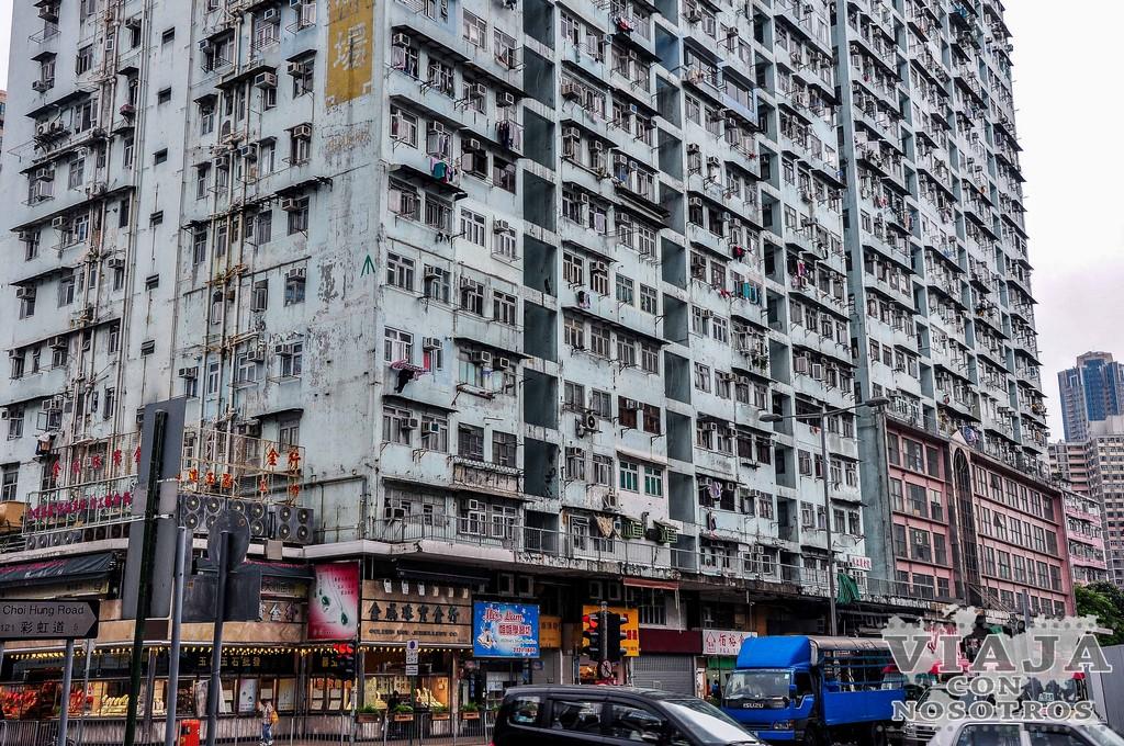 Como moverse por Hong Kong