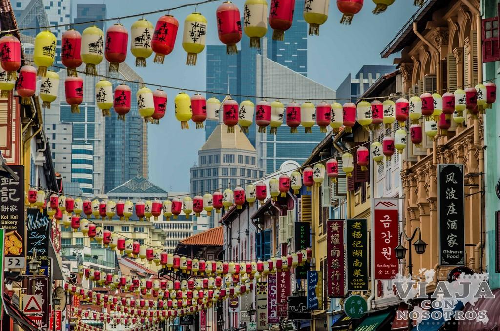 10 lugares que ver en Singapur imprescindibles