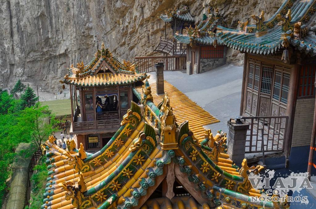 Como ir de Pekín a Datong en transporte público