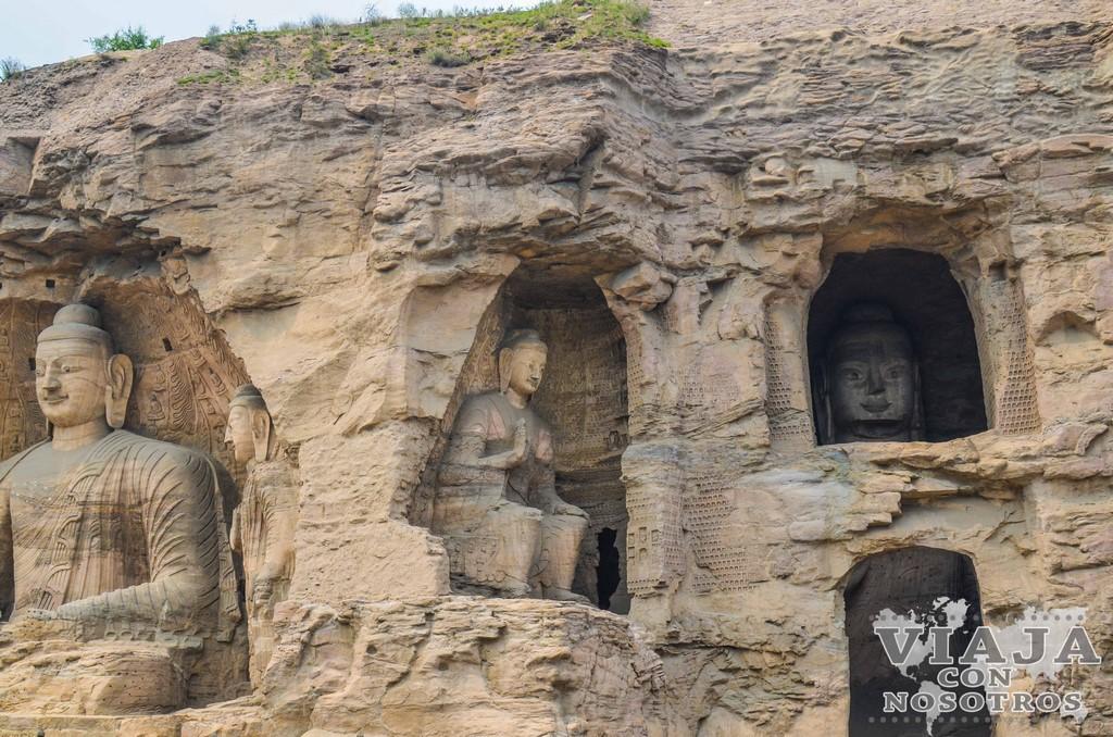 Como llegar a Cuevas de Yungang desde Datong