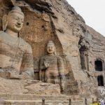 Datong: Monasterio Colgante de Hengshan y Cuevas de Yungang