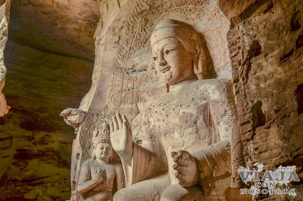Como llegar al Monasterio Colgante de Hengshan de Datong