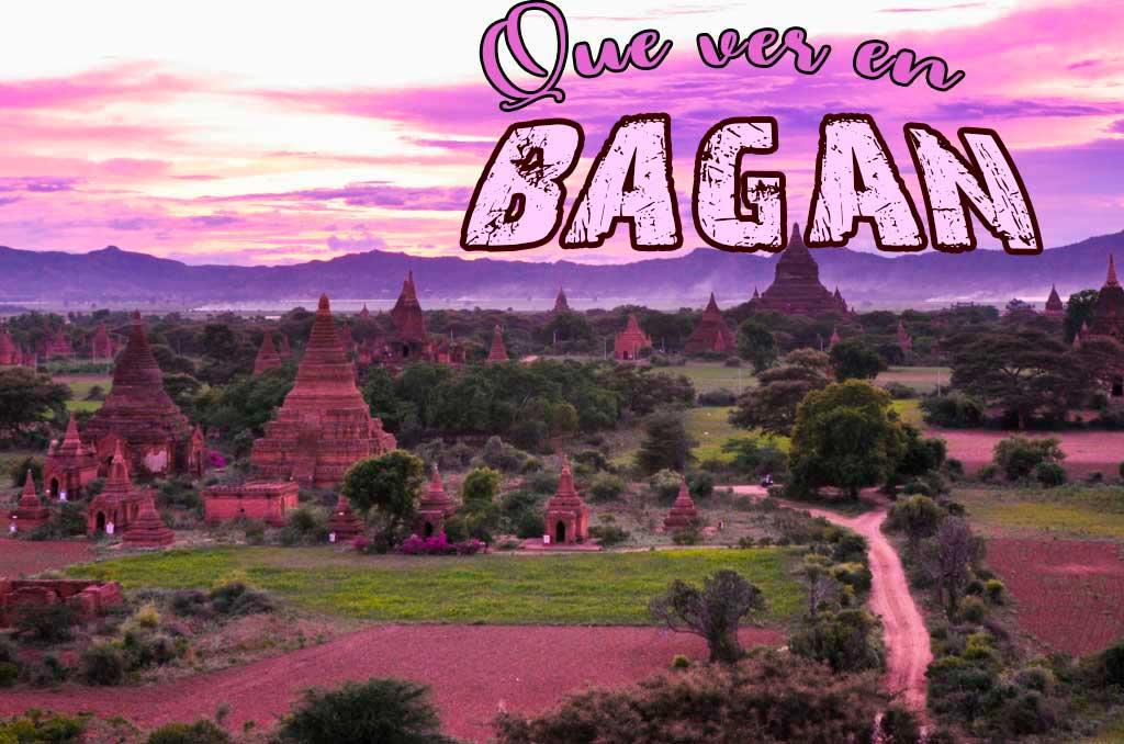Guía completa de Bagan