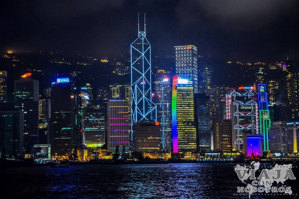 Mejor época para visitar Hong Kong