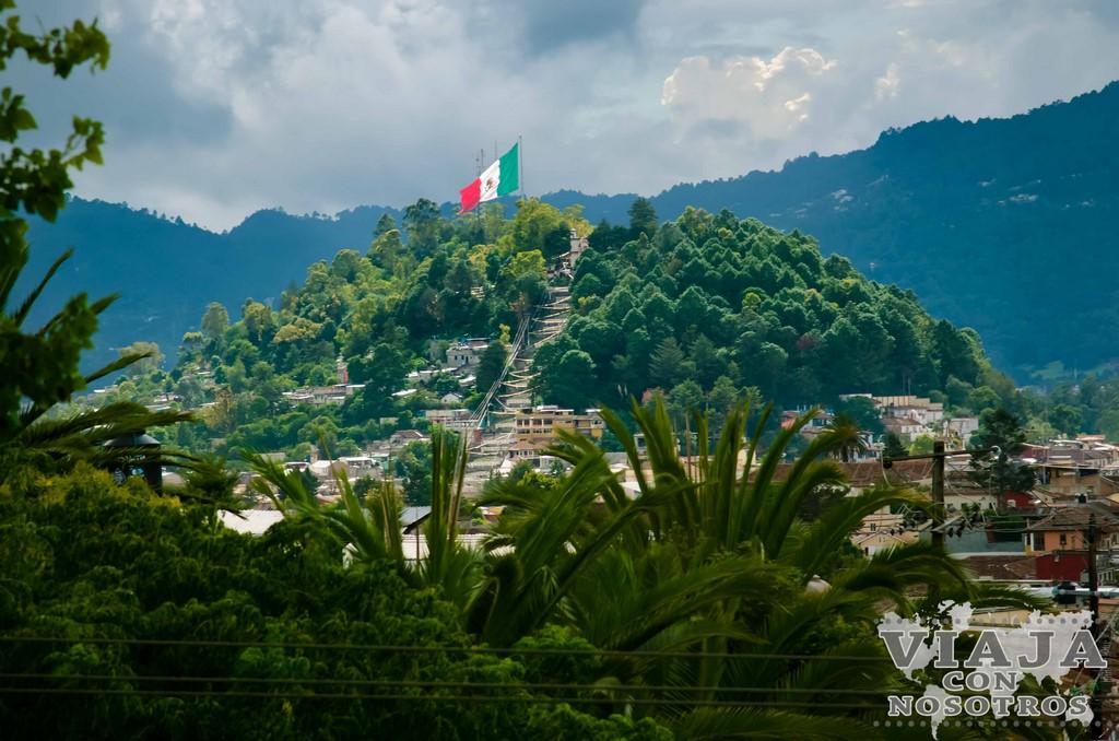 Iglersia del Cerrito San Cristóbal de las Casas
