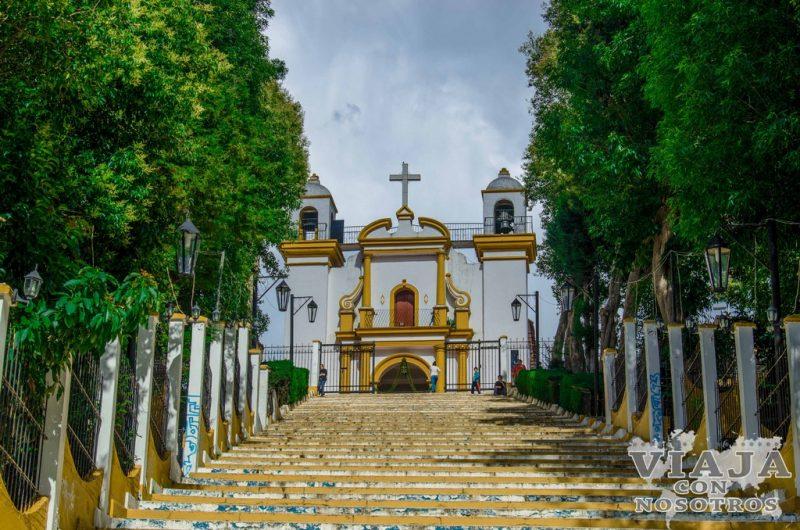 Es peligroso San Cristóbal de las Casas