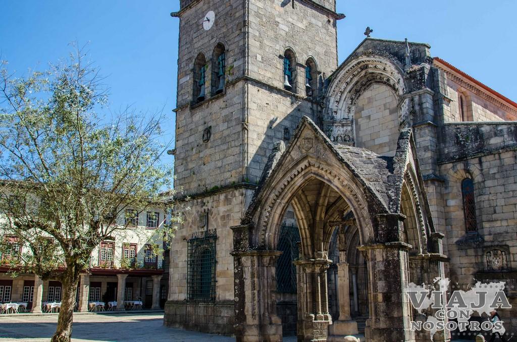 Iglesia de Nuestra Señora Oliveira de Guimaraes