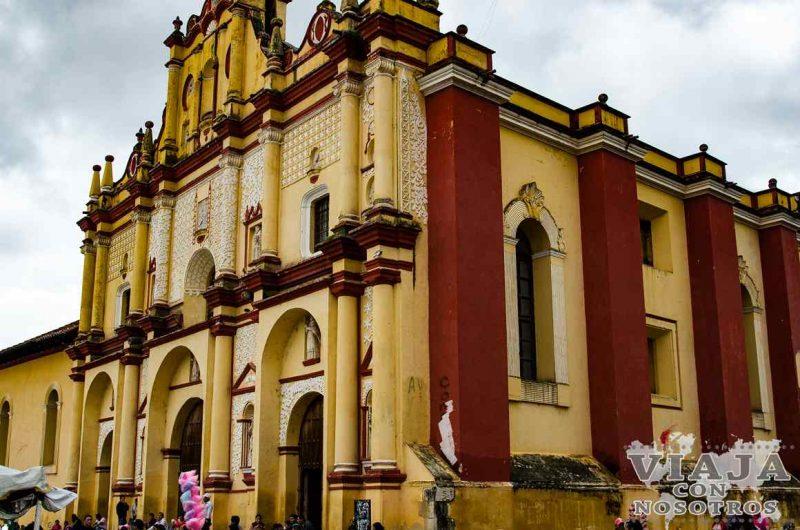 Iglesia de San Cristóbal Mártir San Cristóbal de las Casas