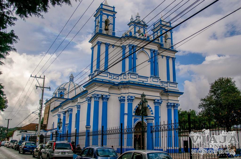 Mejores Iglesias para ver en San Cristóbal de las Casas