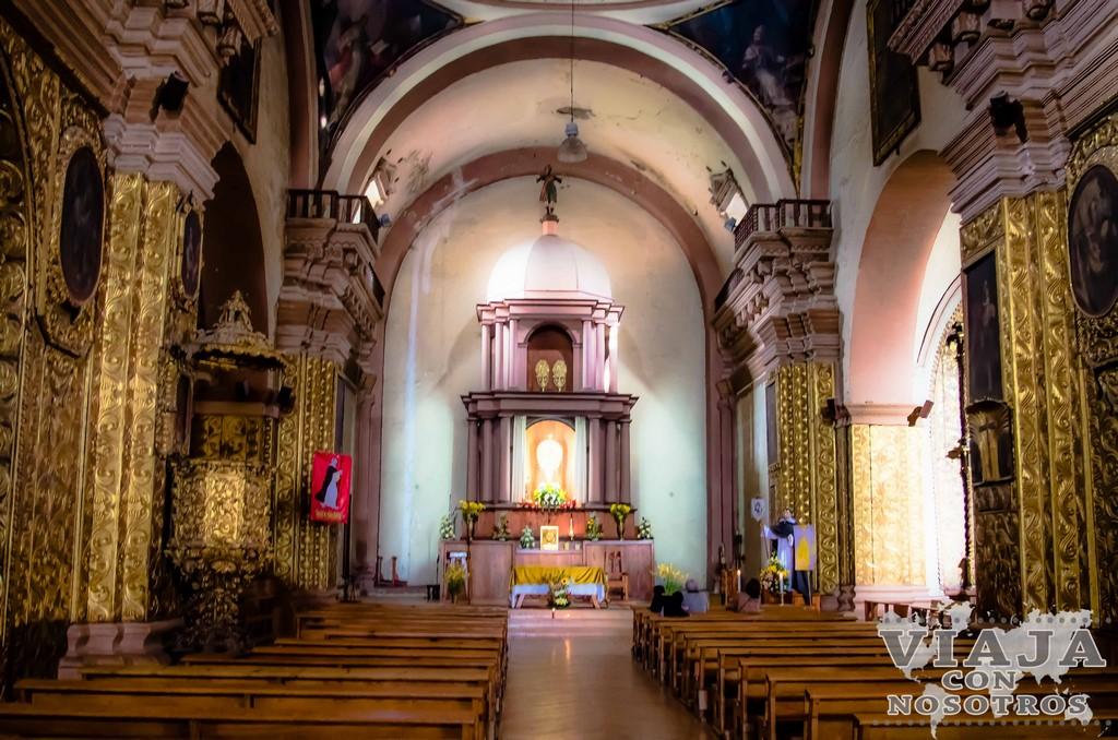 Iglesia de Santo Domingo San Cristóbal de las Casas