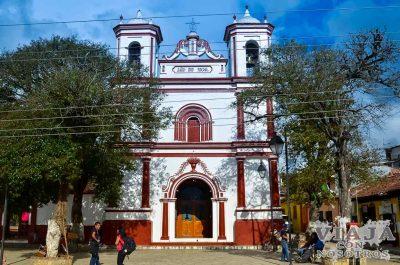 Iglesia Transfiguración de San Cristóbal de Las Casas