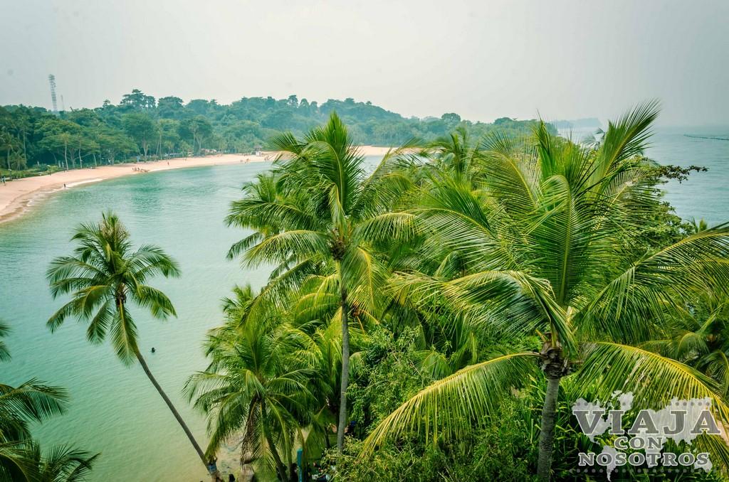 Todo sobre isla Sentosa - qué ver, playas, parques, museos