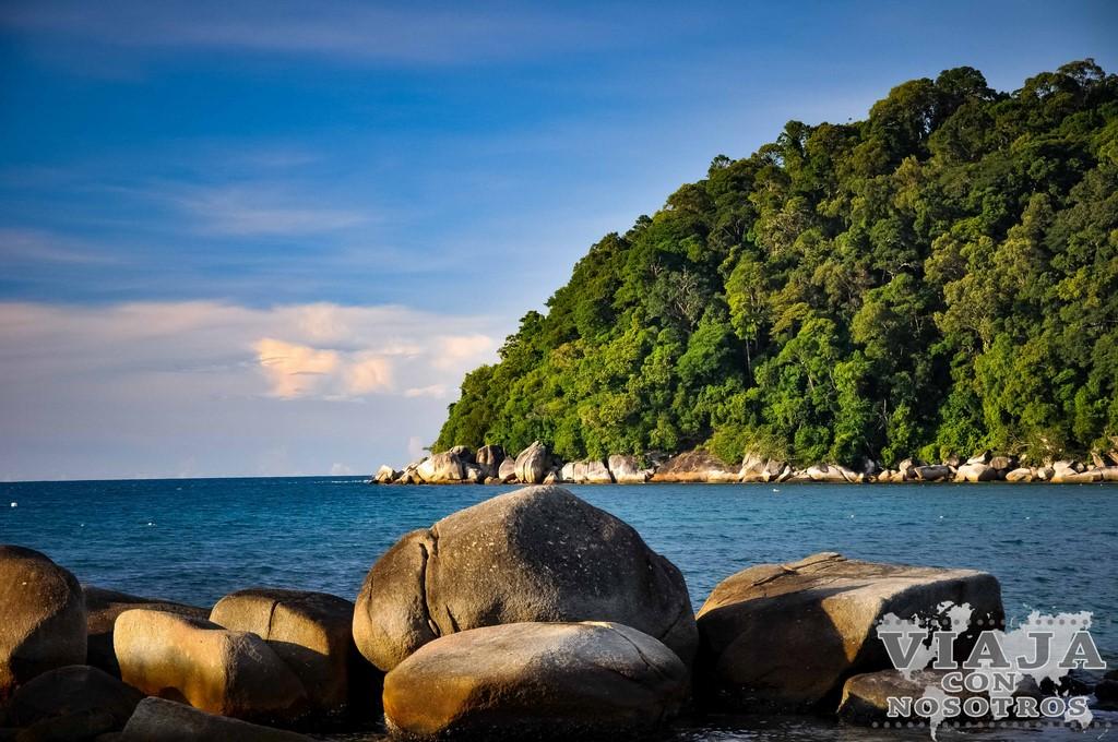 Como ir de Taman Negara a las Islas Perhentian