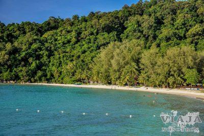 Donde alojarse en las Islas Perhentian