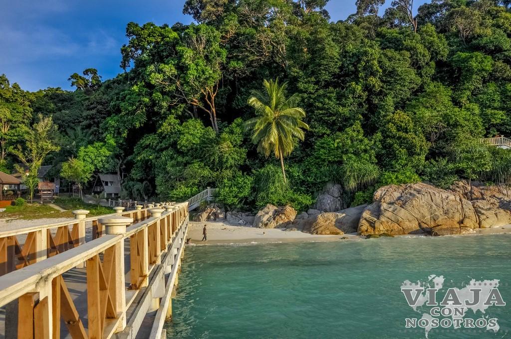 Como llegar a las Islas Perhentian