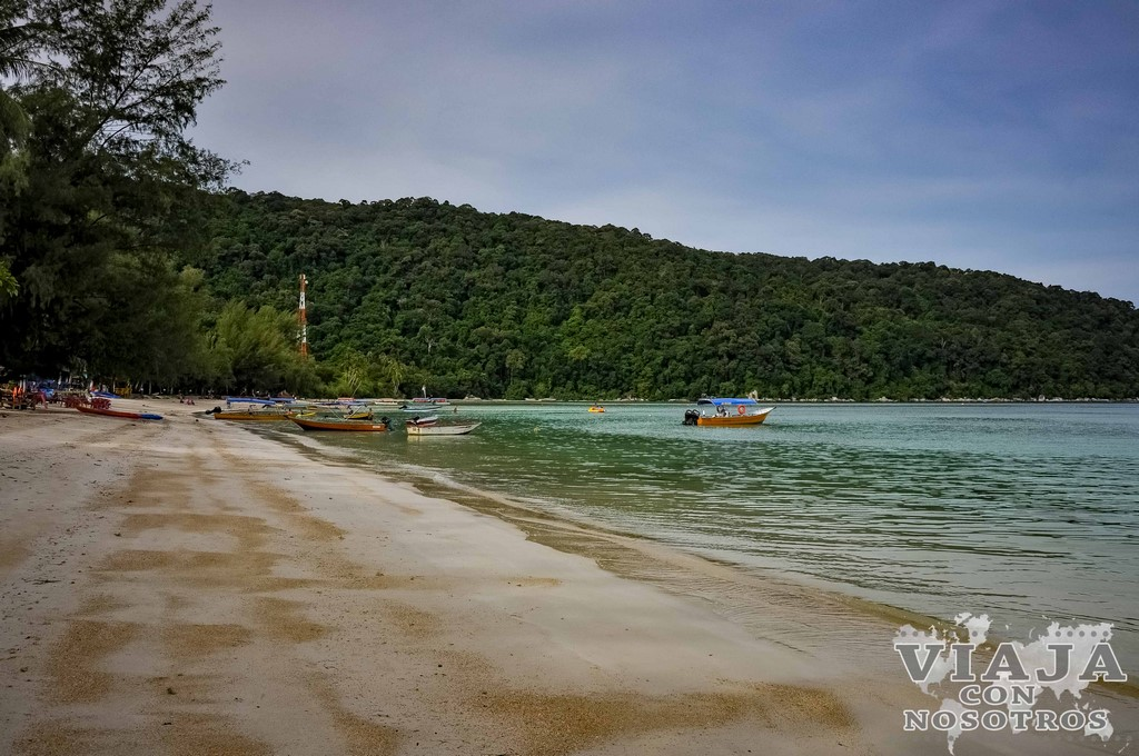 Mejor sitio para alojarse en las Islas Perhentian