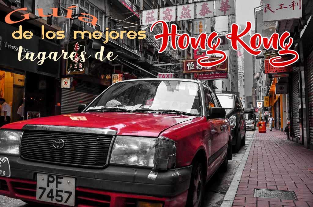 Guía para viajar a Hong Kong