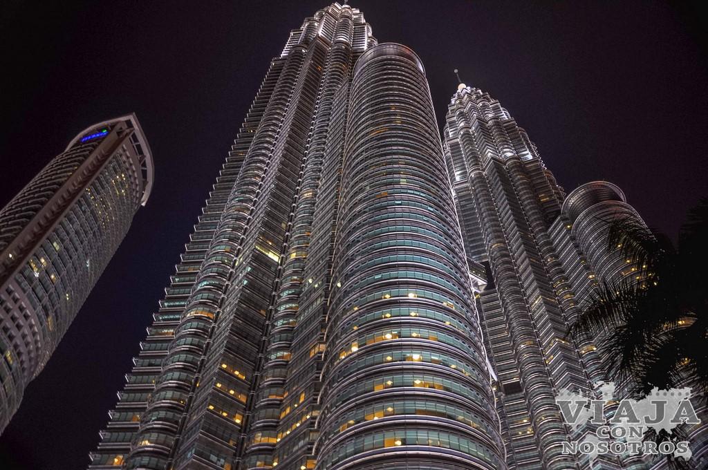 Mejor lugar para fotografiar las Torres Petronas