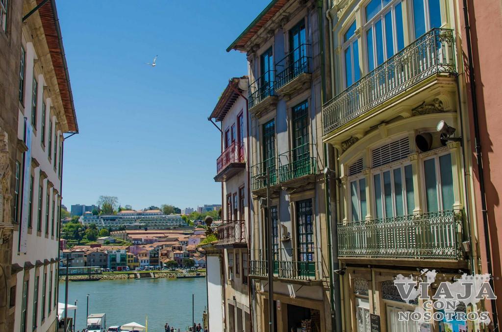 Lugares más turísticos de Oporto