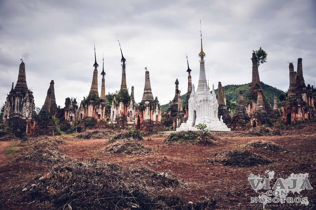 Lugares menos turísticos de Myanmar