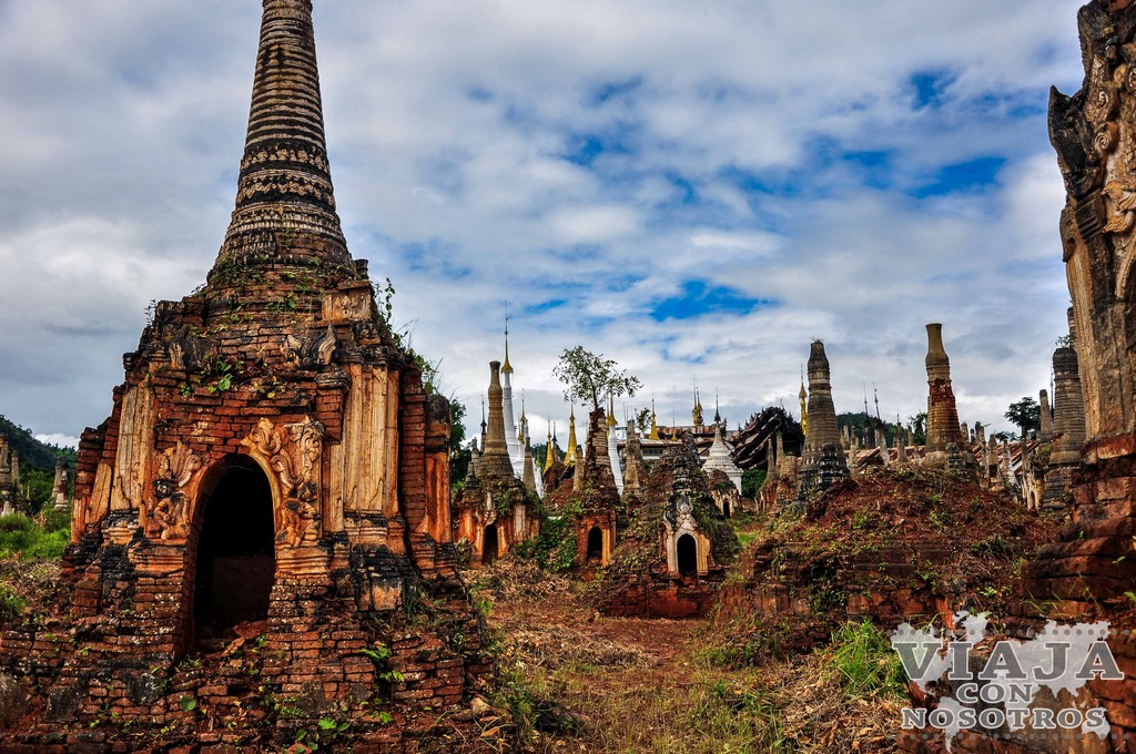 Donde hospedarse en Myanmar
