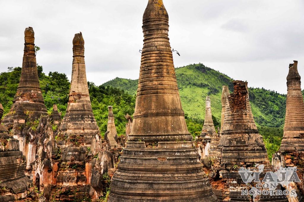 Como llegar a Shwe Inn Thein