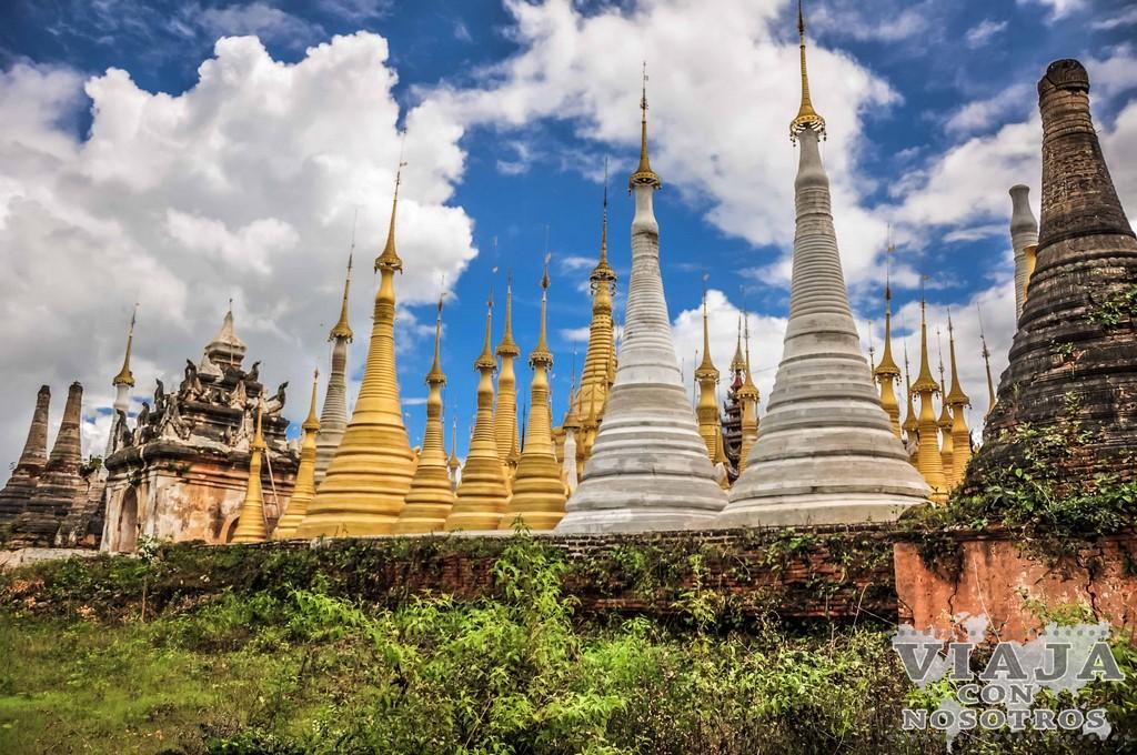 Como visitar Shwe Inn Thein por tu cuenta