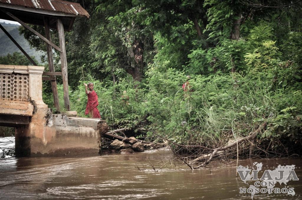 Como llegar del Lago Inle a Mandalay en transporte público