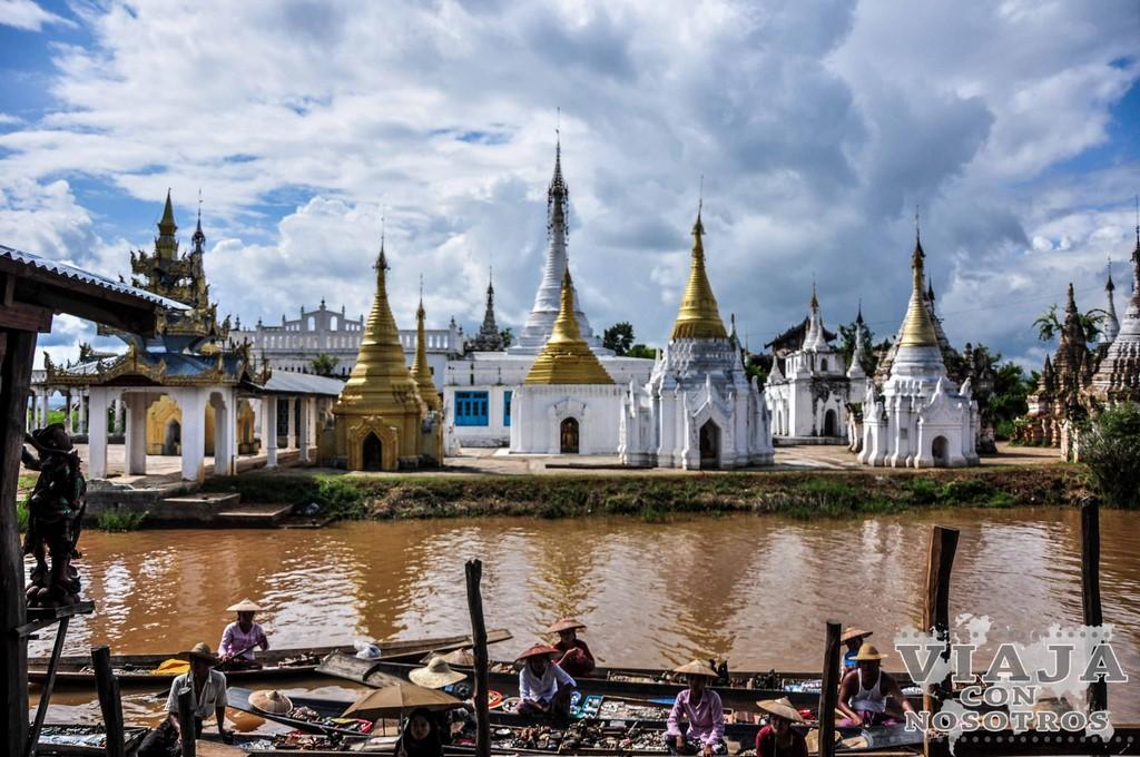 Como ir a Mandalay en transporte público