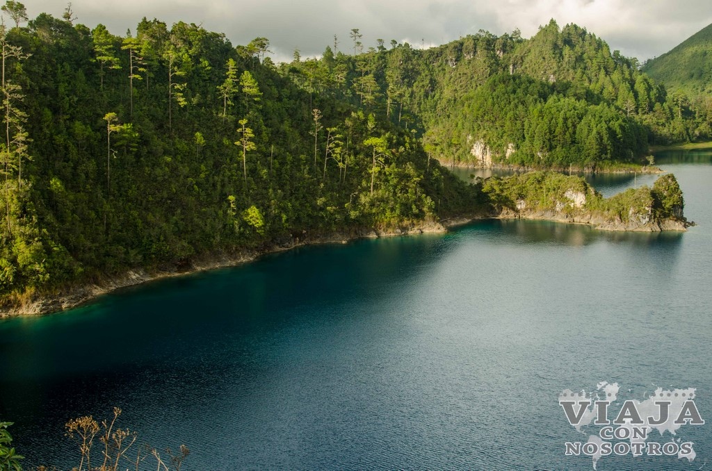 ¿Cuántas son las Lagunas de Montebello?