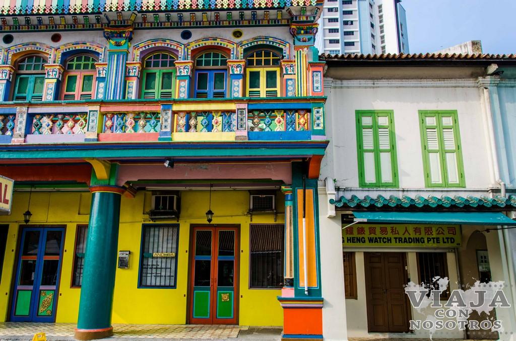 Imprescindibles Singapur