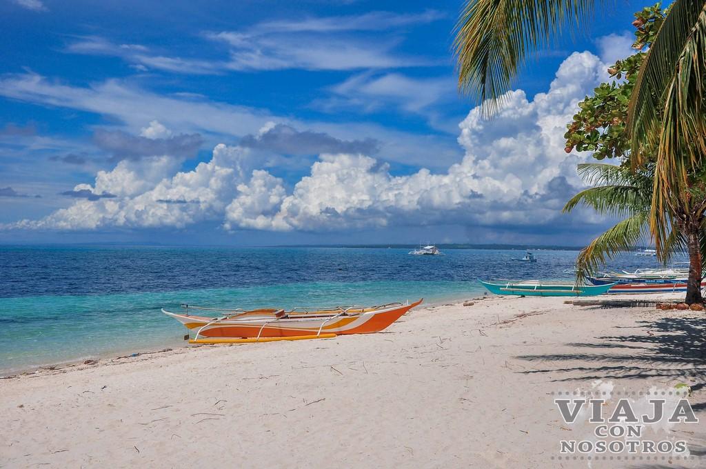 Hoteles más económicos de Malapascua