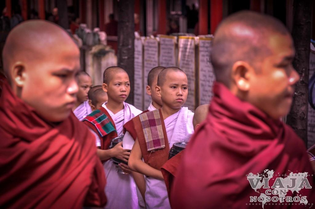 Los mejores templos para visitar en Mandalay