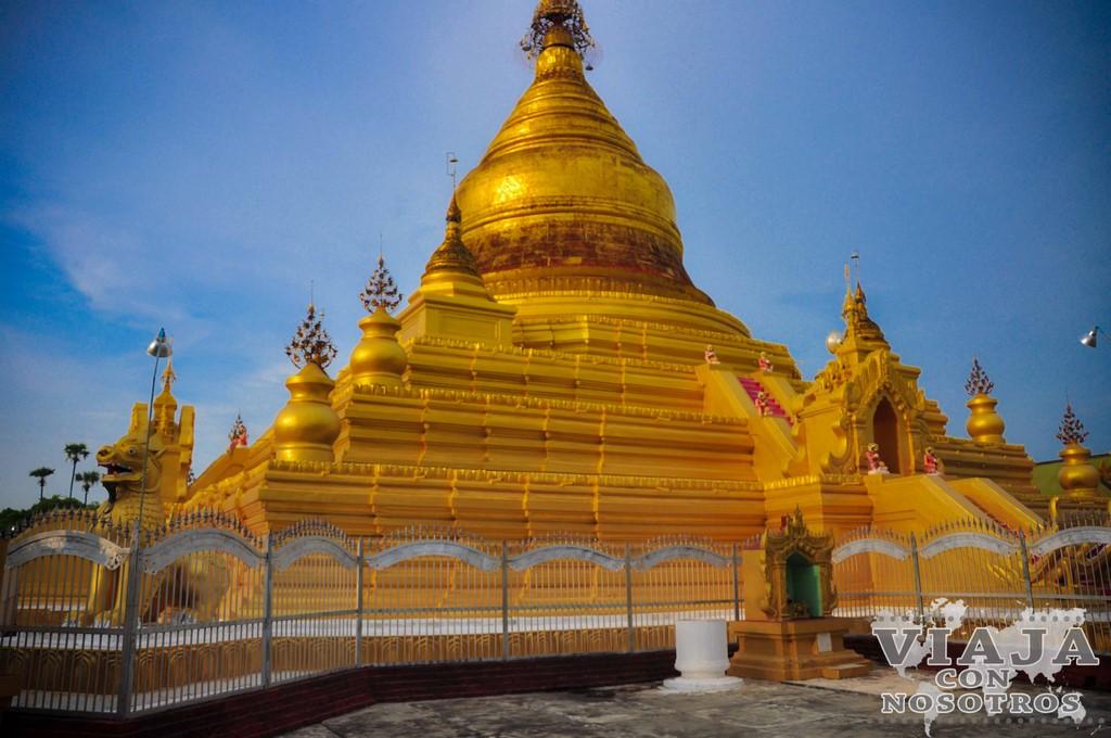 Fotografías que te inspiran viajar a Myanmar