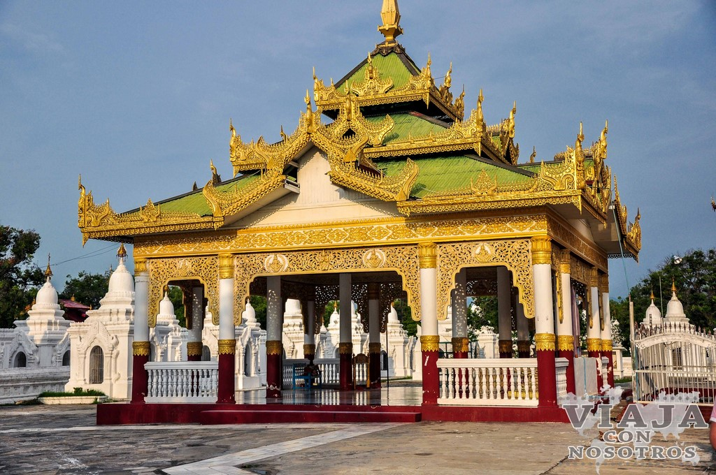 Mejor época para visitar Mandalay