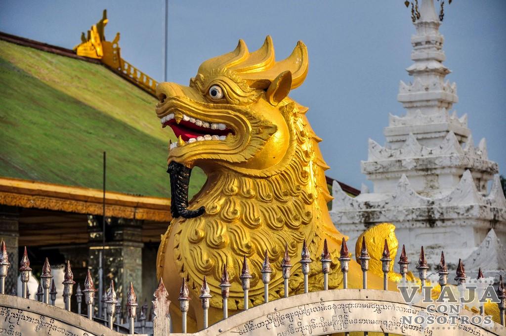 Cuantos días para visitar Mandalay