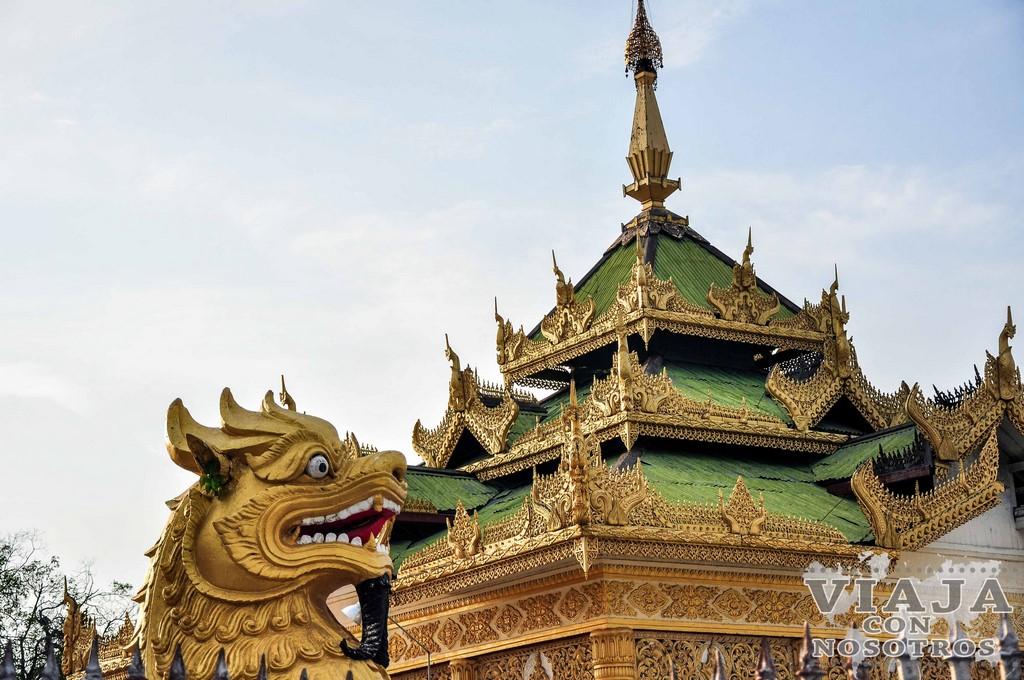 Los mejores templos que visitar en Mandalay