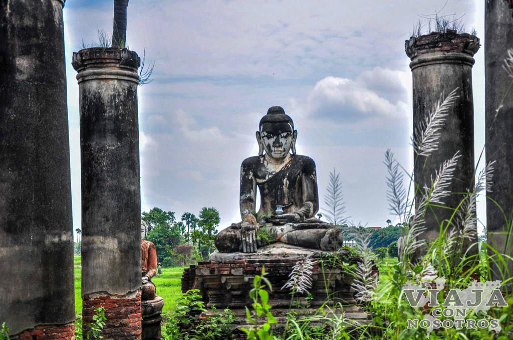 Como llegar a Ava desde Mandalay